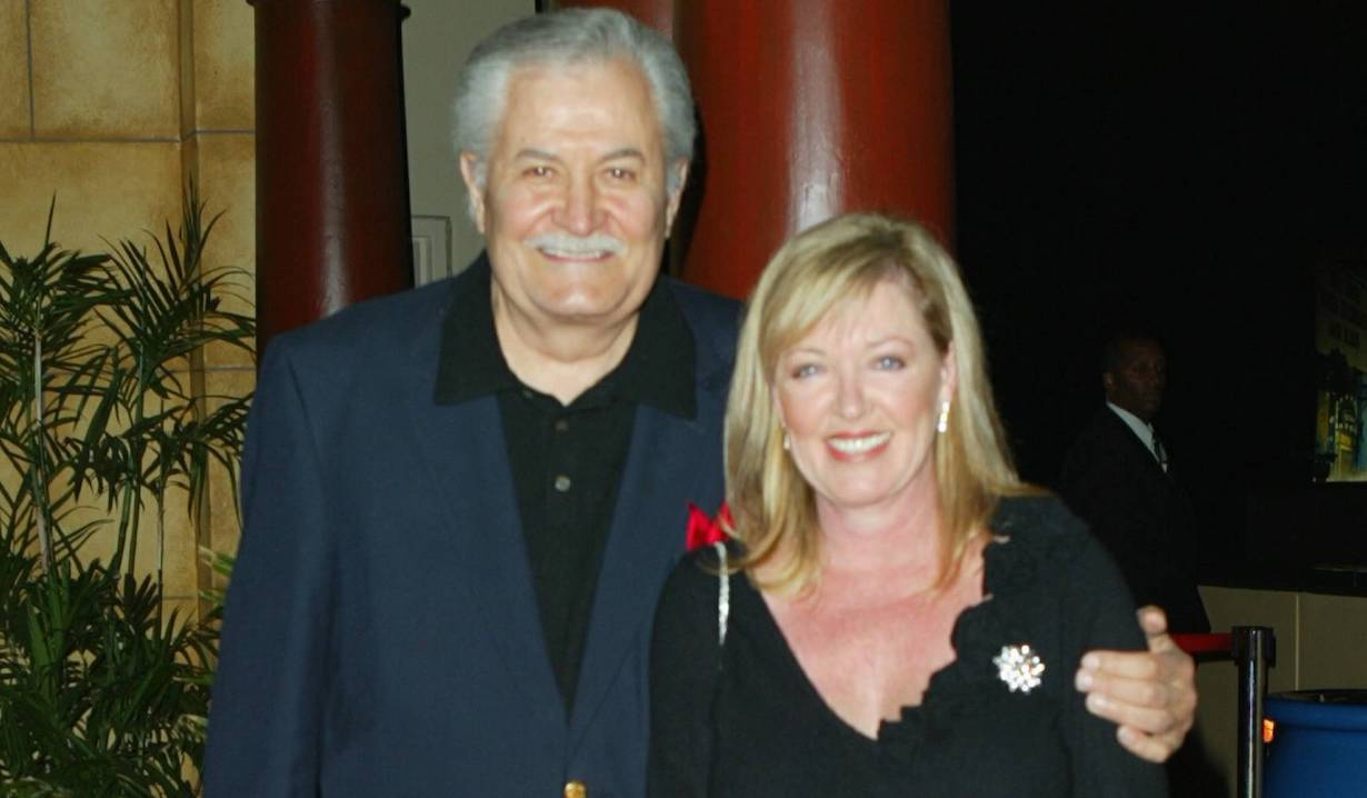 John Aniston, Wife Sherry jj