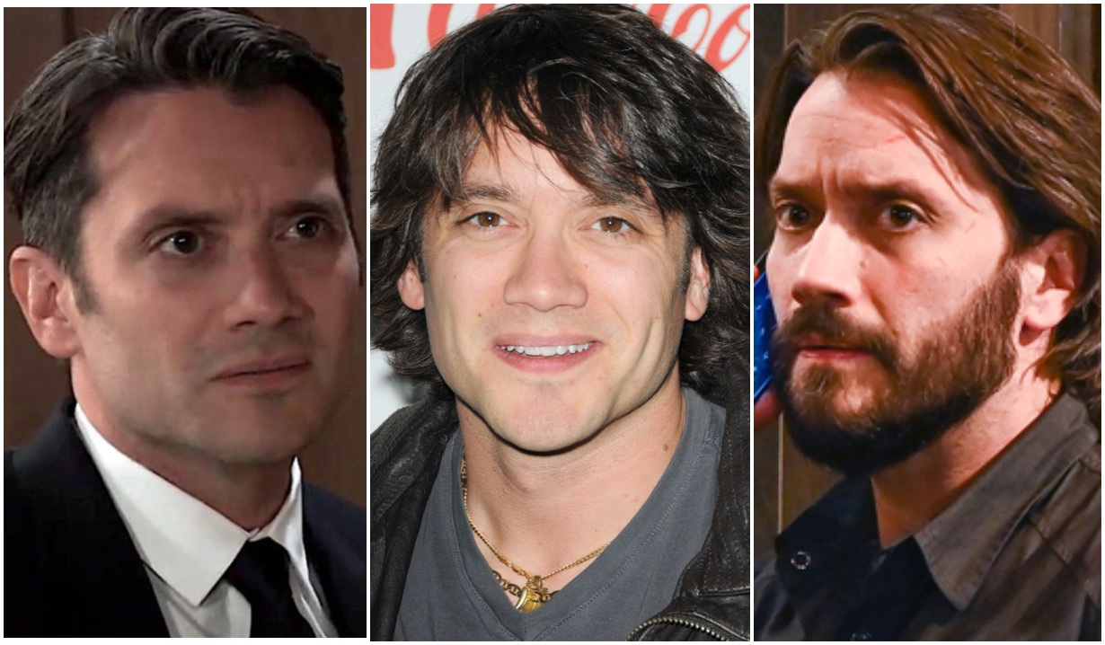 dominic zamprogna before after now then beard