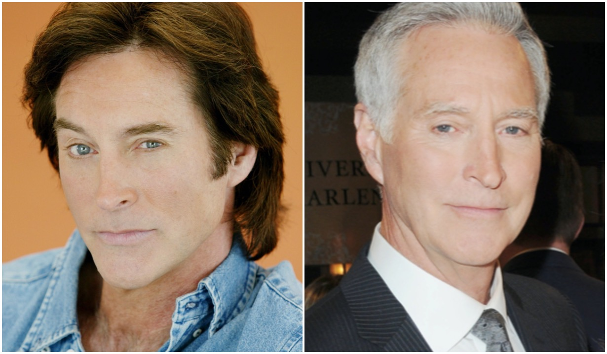 days drake hogestyn john before after