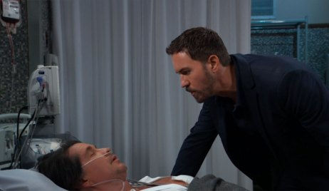 Finn shot and in hospital on GH