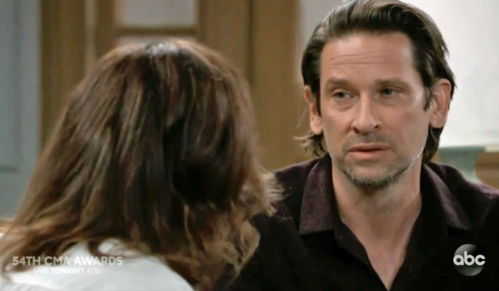 Franco comes clean with Liz on GH
