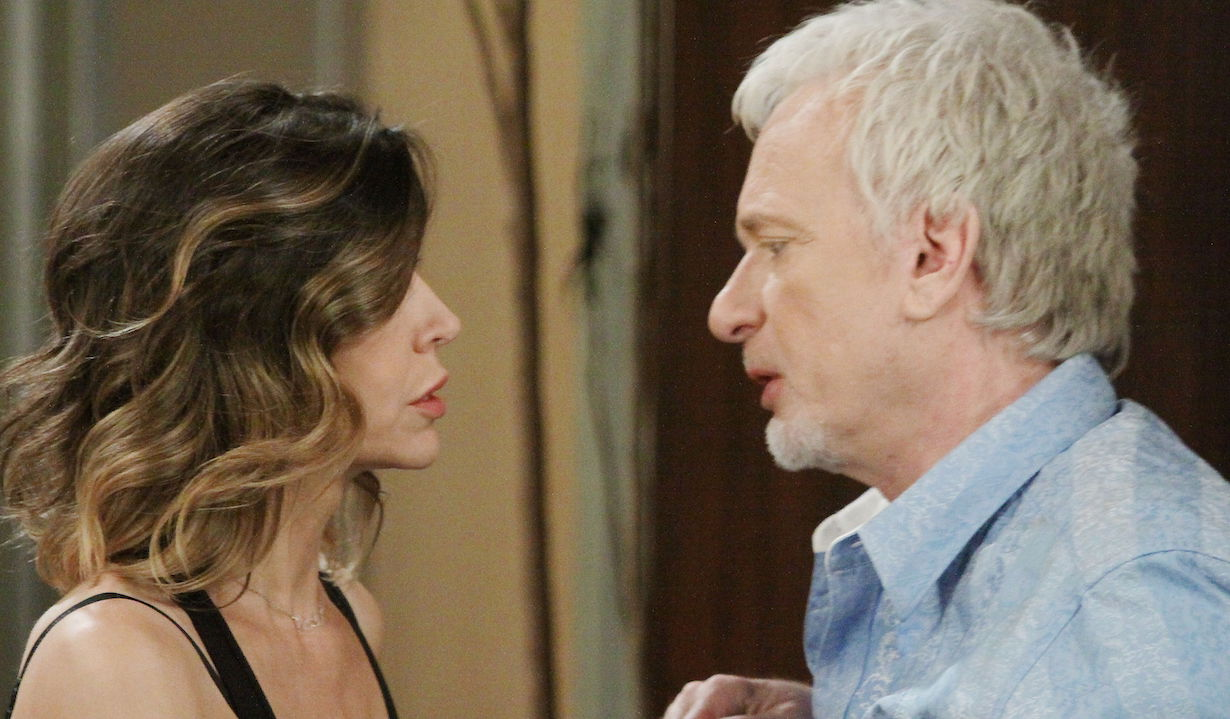 Finola Hughes, Anthony Geary gh anna luke ps