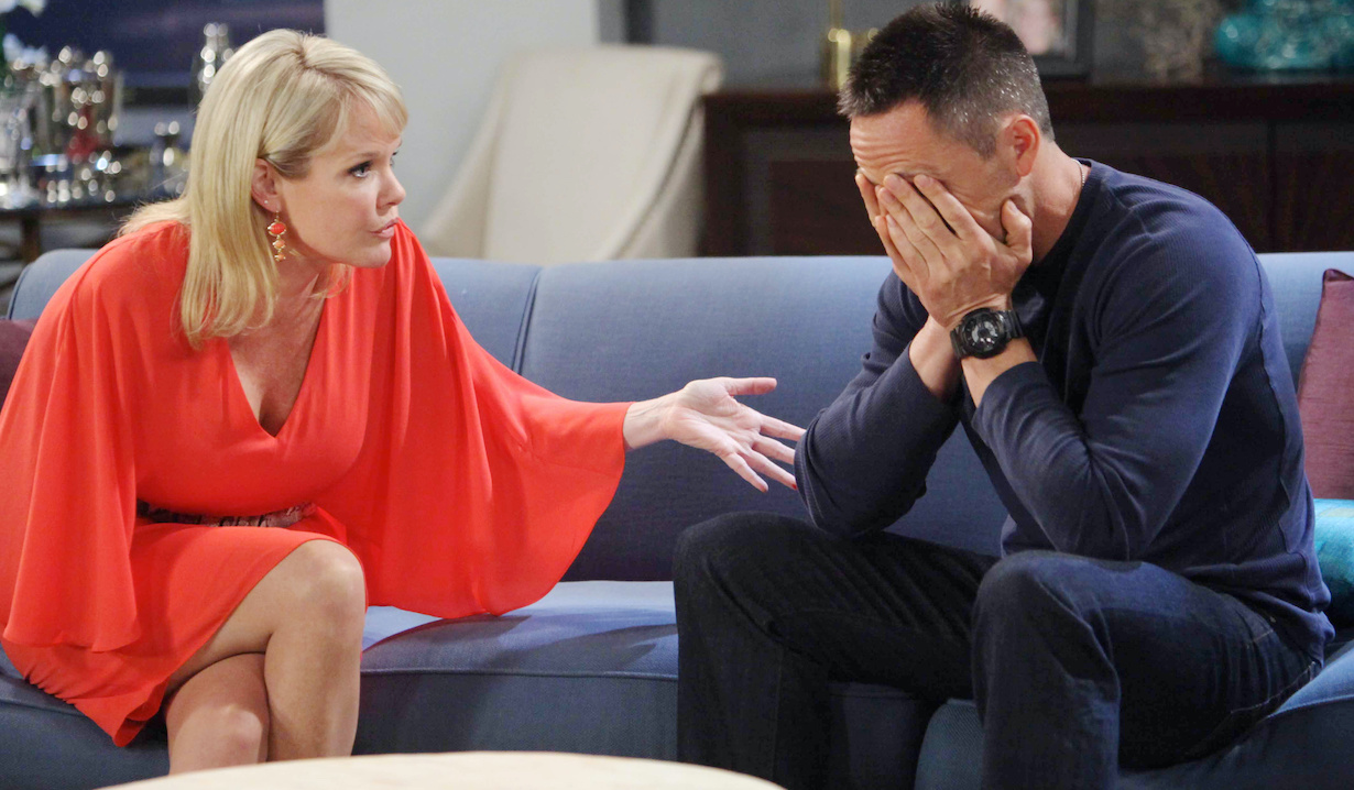 "Maura West, William deVry ""General Hospital"" julian ava"
