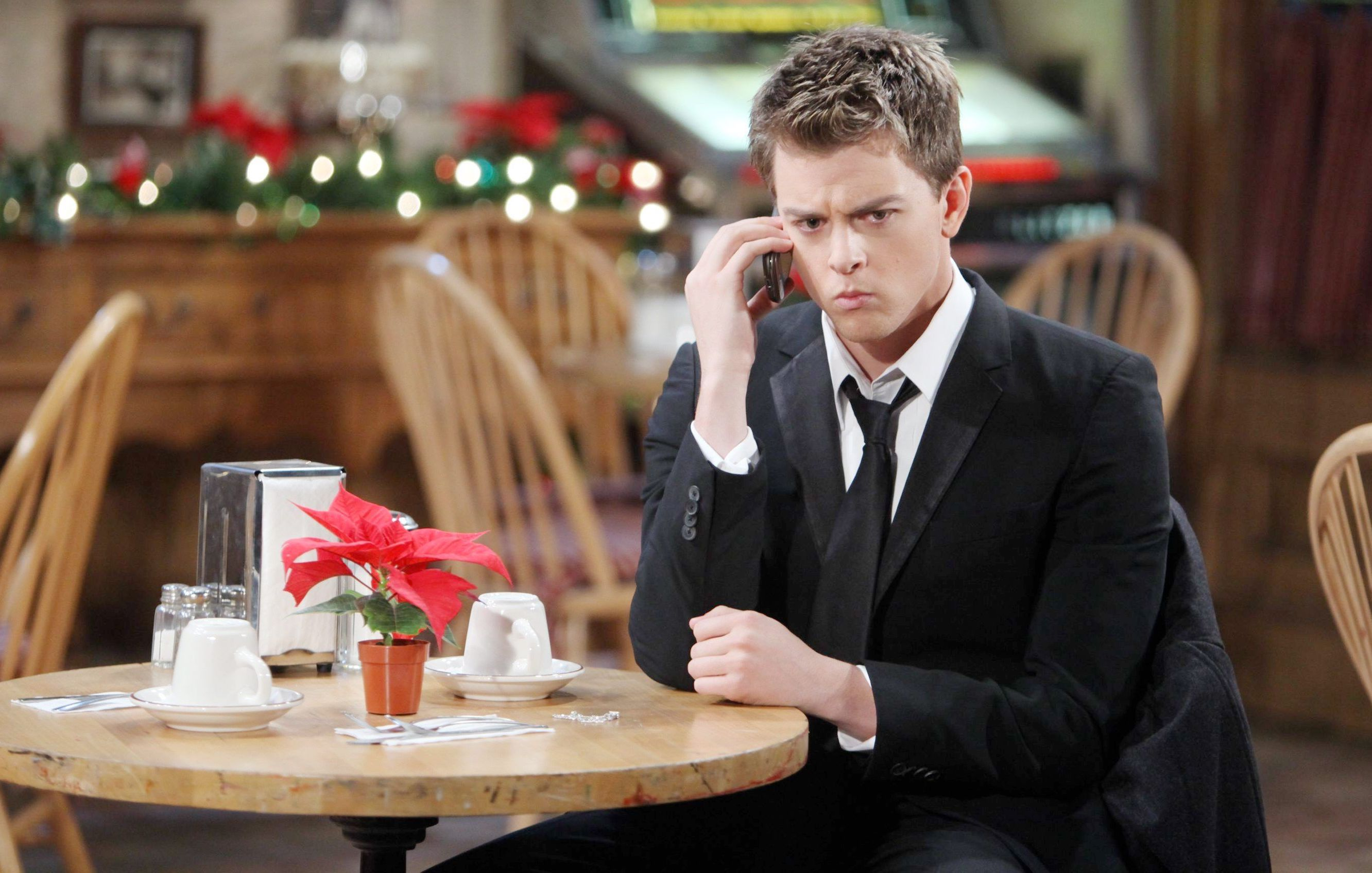 "Chad Duell""General Hospital"" hw"