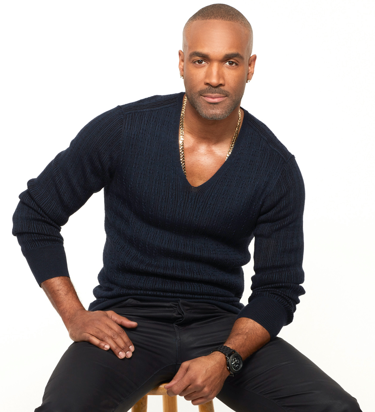 """GENERAL HOSPITAL - The Emmy-winning daytime drama """"General Hospital"""" airs Monday-Friday (3:00 p.m. - 4:00 p.m., ET) on the ABC Television Network. GH18(ABC/Craig Sjodin)DONNELL TURNER"""