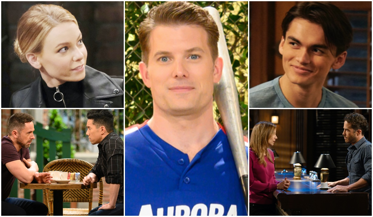who's leaving gh? all the exits in one place