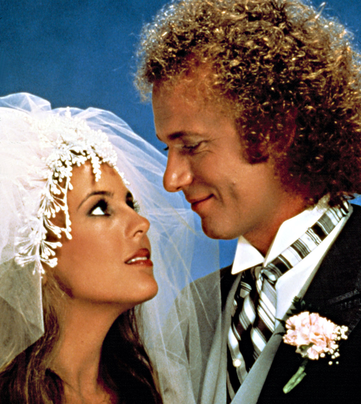 GENERAL HOSPITAL, luke laura Genie Francis, Anthony Geary, in the wedding episode, 11/16&17/81.
