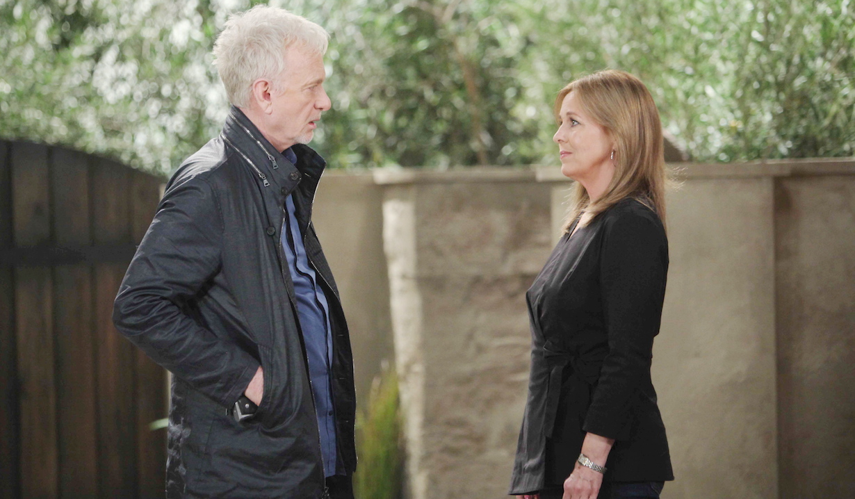 "Anthony Geary, Genie Francis""General Hospital"" gh luke laura"