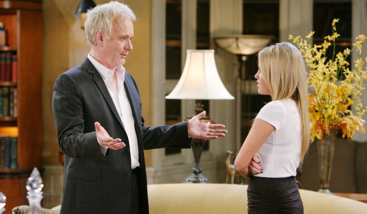 "Anthony Geary, Julie Berman ""General Hospital"" hw luke lulu"