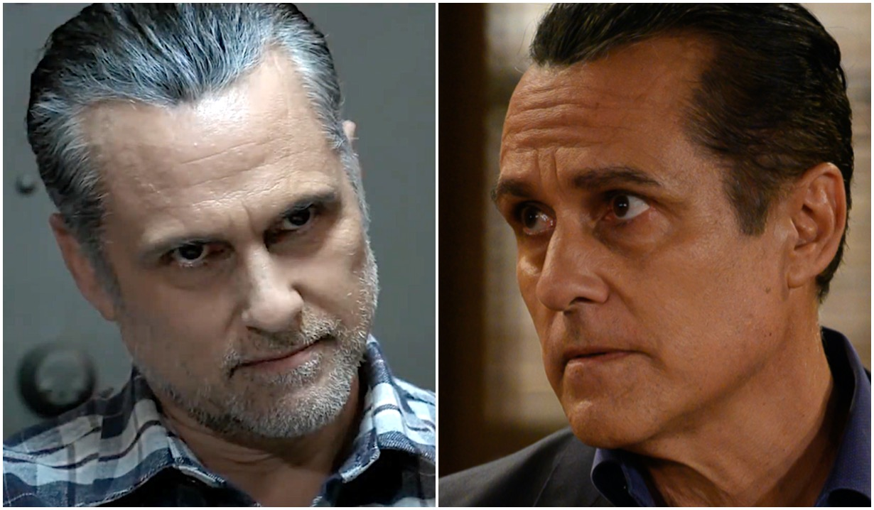 maurice benard sonny then now before after ss