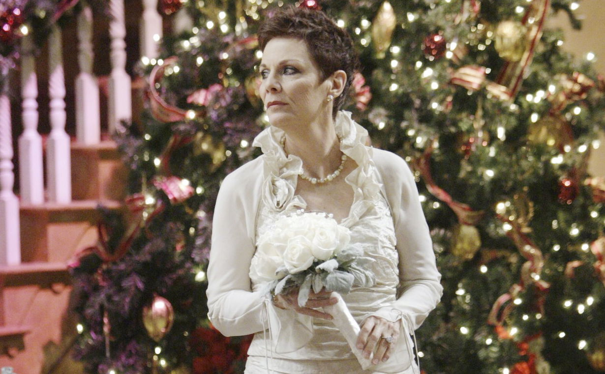 "Jane Elliot""General Hospital"" gh christmas wedding ss"