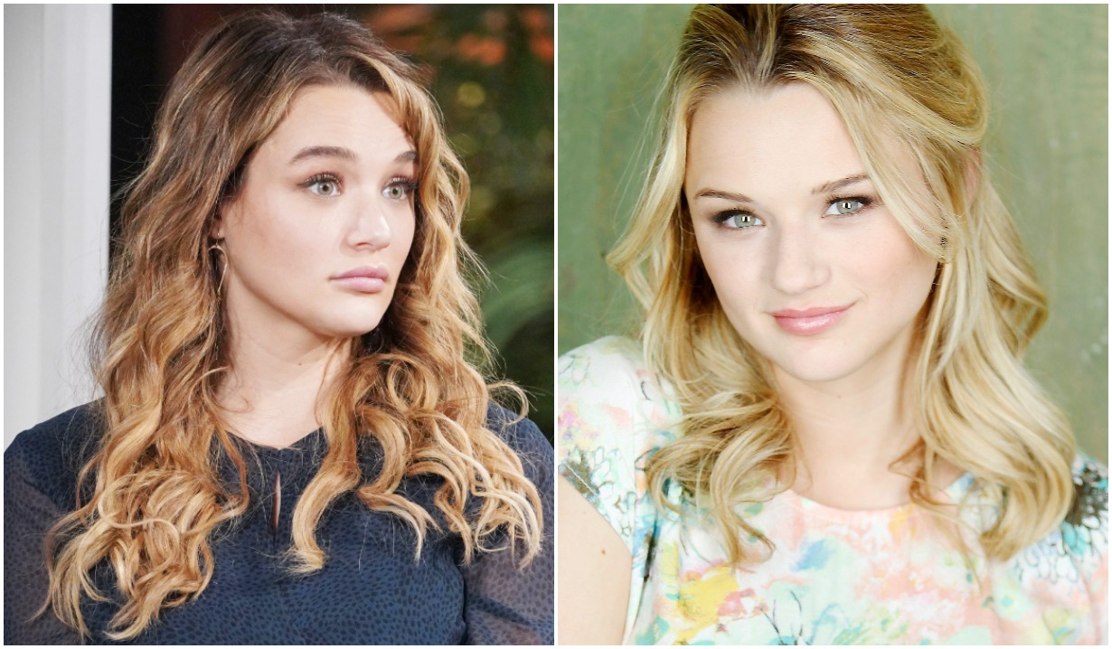 hunter king before after hair