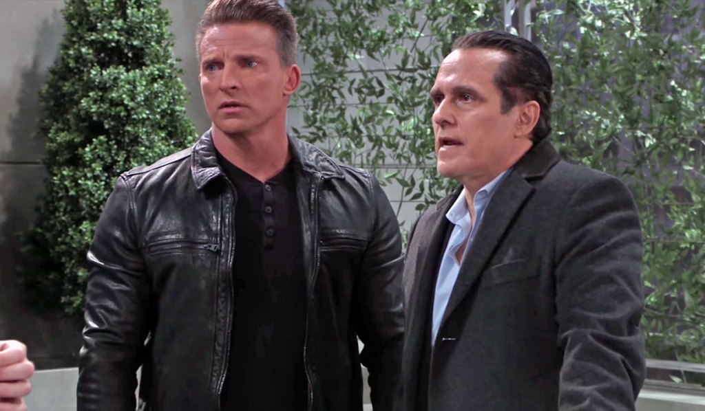 Jason and Sonny need answers on GH
