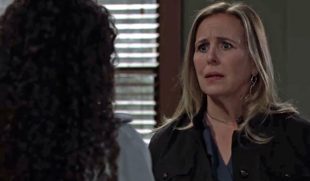 Jordan warns Laura on GH