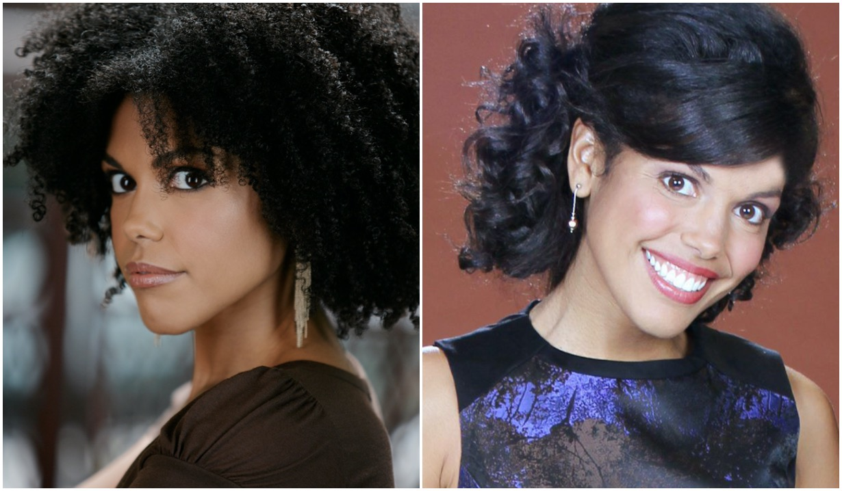 karla mosley then now hair