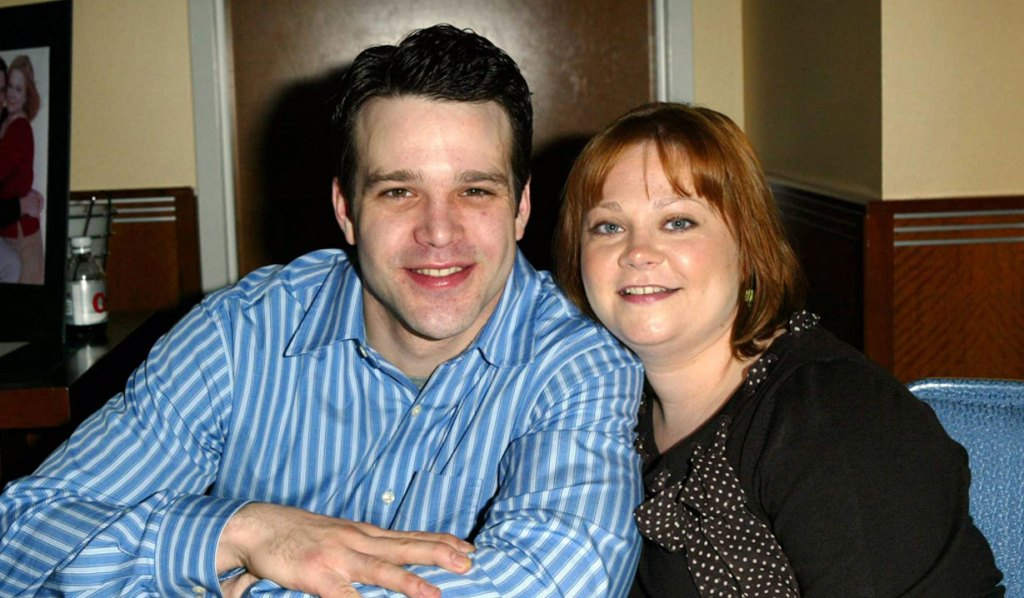 Nathaniel Marston and Kathy Brier