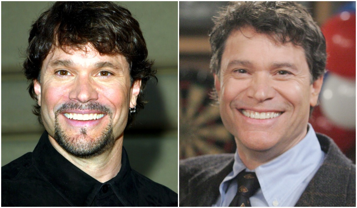 days peter reckell bo beard no beard