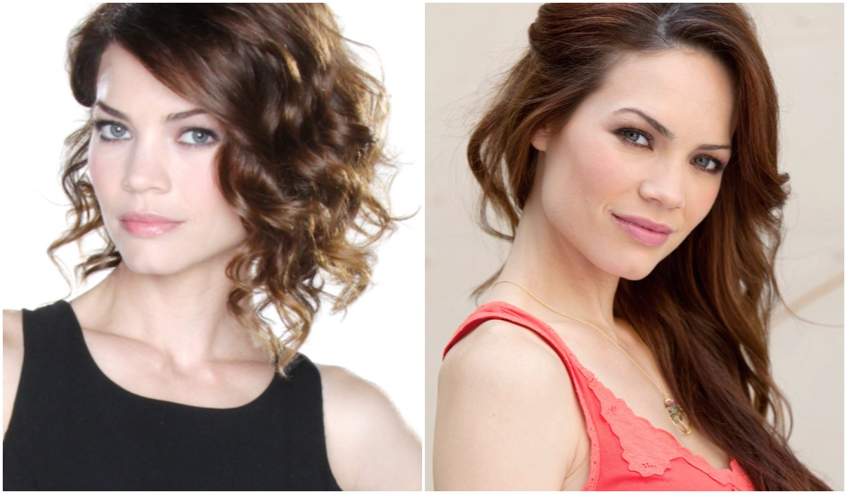 rebecca herbst then now hairdos long short hair