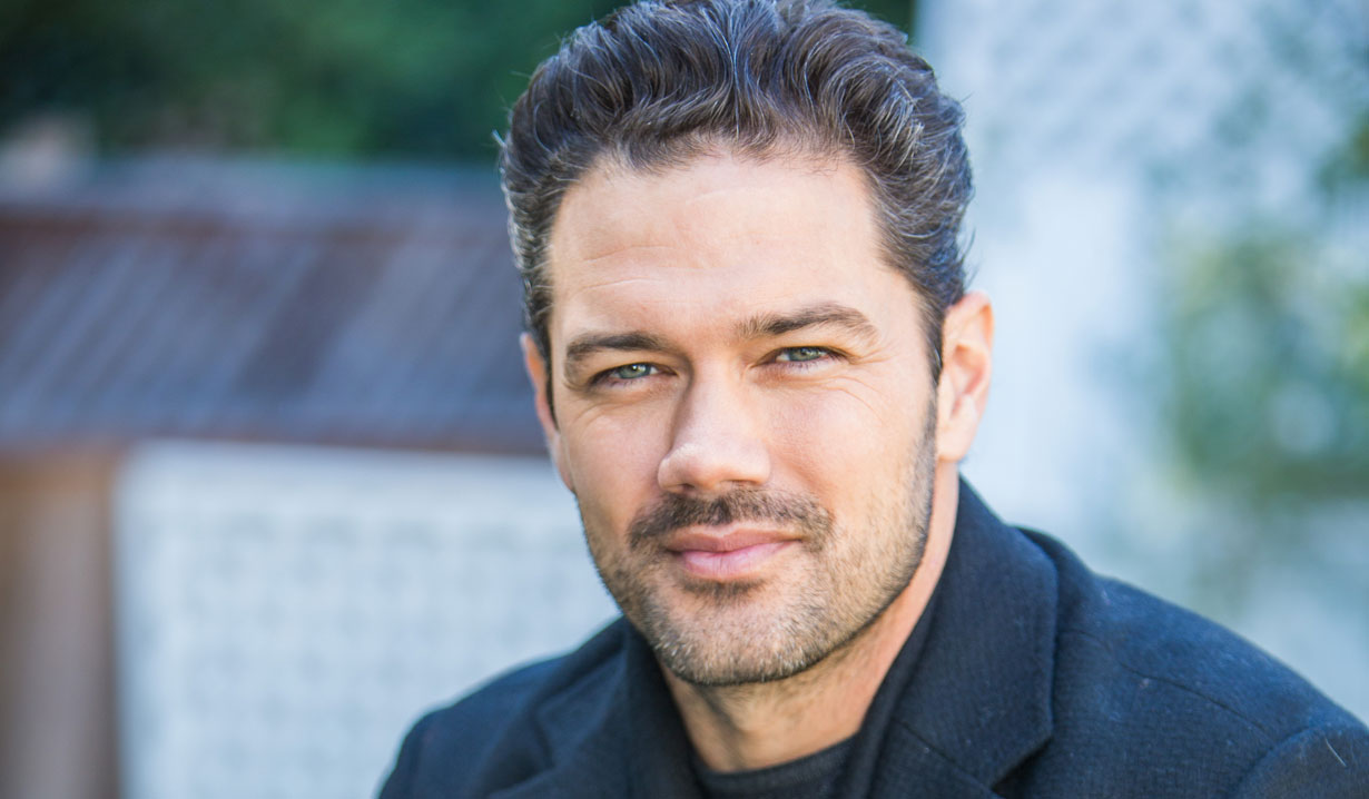 Ryan Paevey talks Christmas Movie Home & Family Hallmark