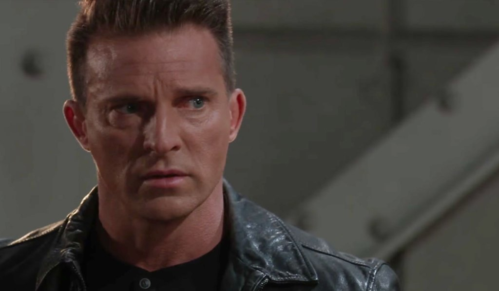 Sam questions Jason on GH