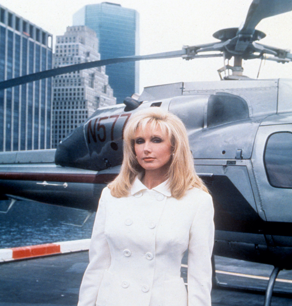 THE CITY, Morgan Fairchild, 1995-97. © Dramatic Creations / Courtesy: Everett Collection