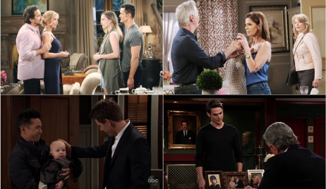 The year in soaps on Bold and Beautiful, Days of our Lives, General Hospital and Young and Restless