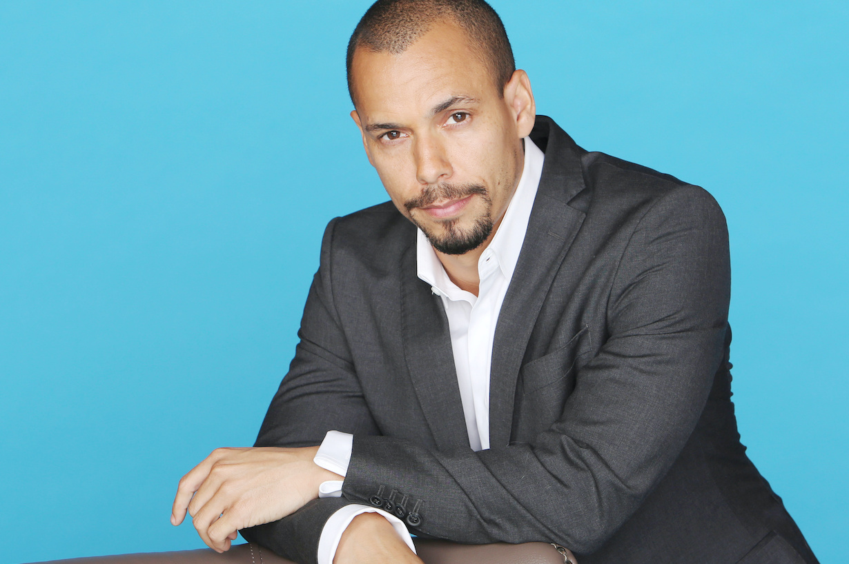 """The Young and the Restless"" bryton james devon hw gallery"