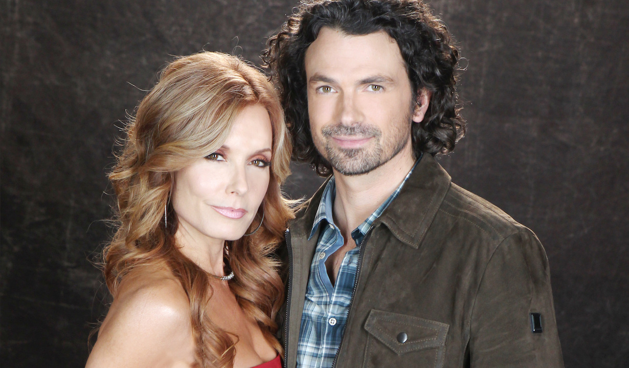 "Daniel Hall, Tracey Bregman ""The Young and the Restless"" scott lauren gallery1"
