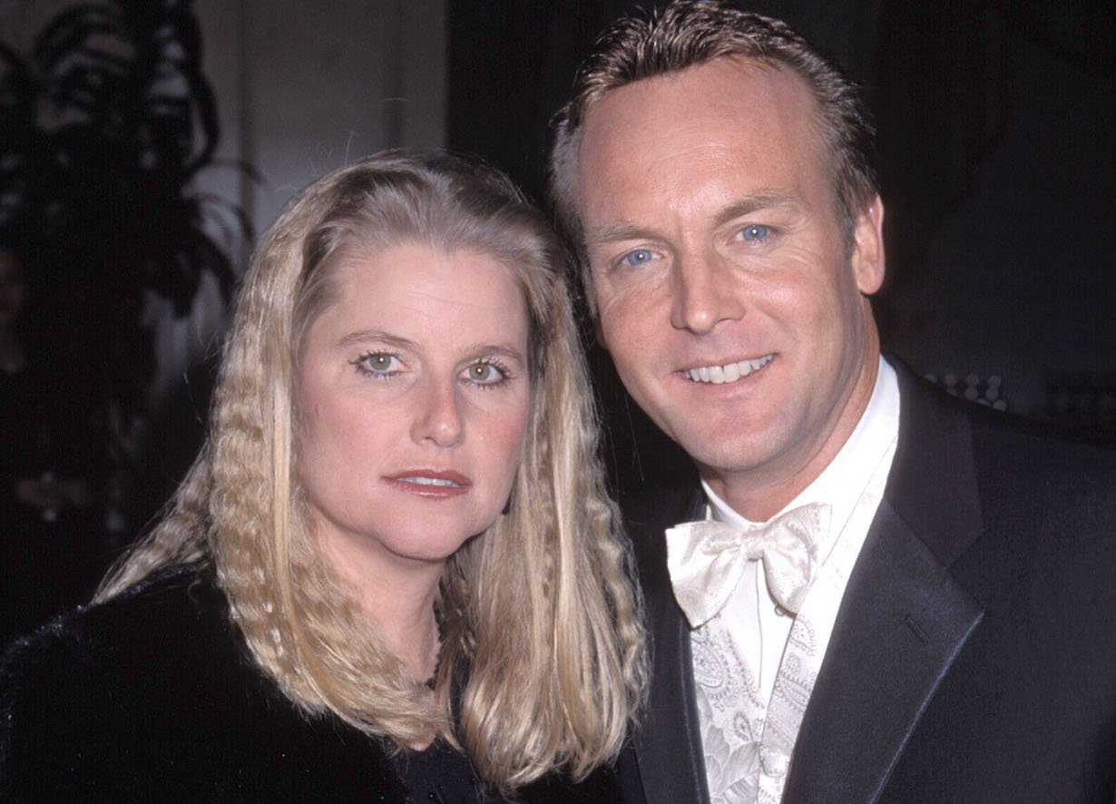 Doug Davidson and wife Cindy