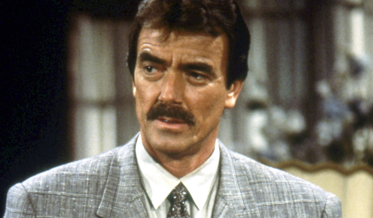 THE YOUNG AND THE RESTLESS, Eric Braeden (ca. 1980s), 1973-, ©CBS/courtesy Everett Collection