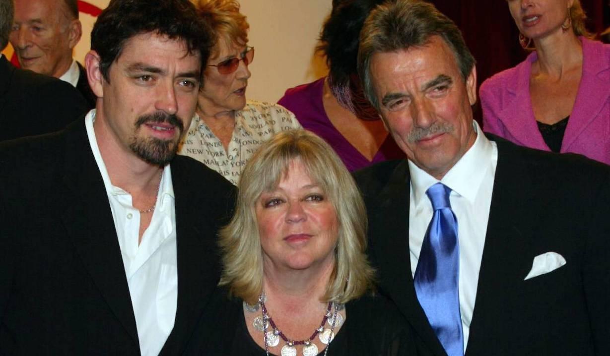 Eric Braeden, son Christian Gudegast, wife Dale