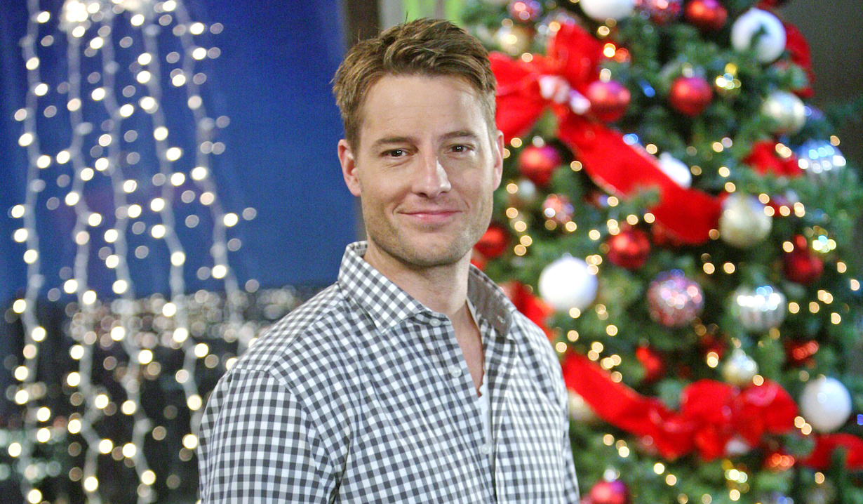 Justin Hartley Adam YR Christmas SS