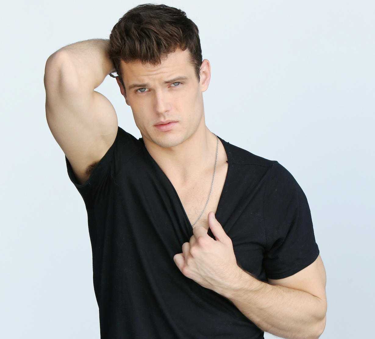 """The Young and the Restless"" kyle gallery Michael Mealor"