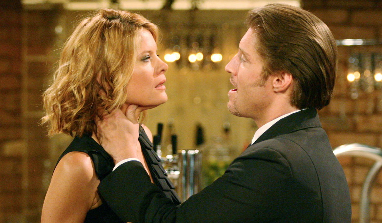Michelle Stafford, Sean Kanan yr phyllis deacon sex am