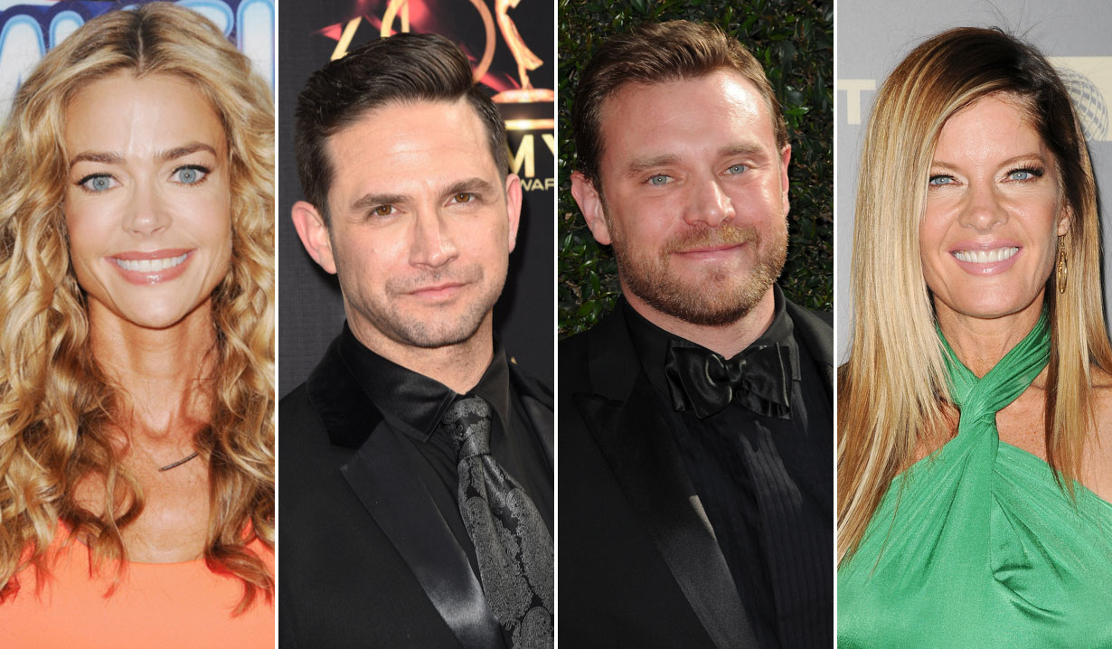 Big casting shakeups on Soaps for 2019