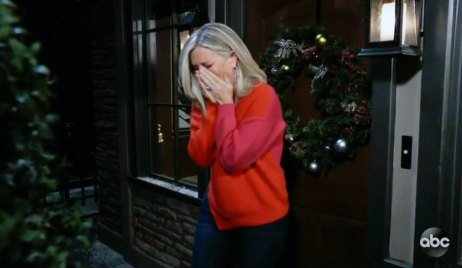 Carly worries about Sonny on GH