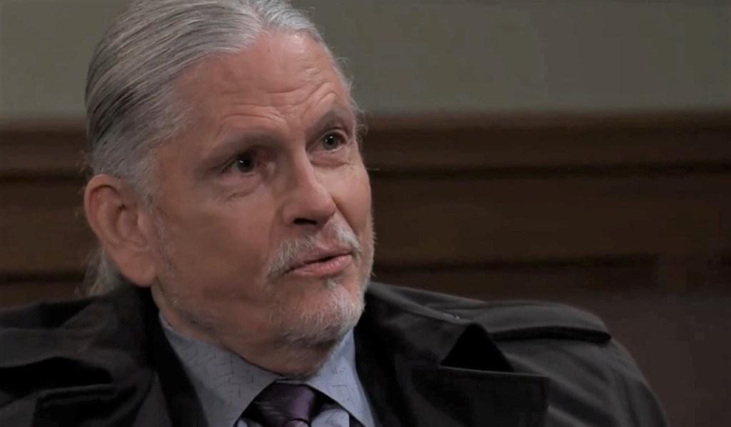 Cyrus tells Sonny Julian is to blame General Hospital