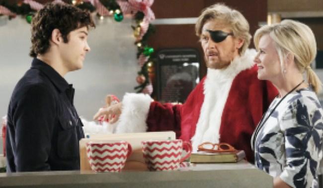 days santa steve joey JJ
