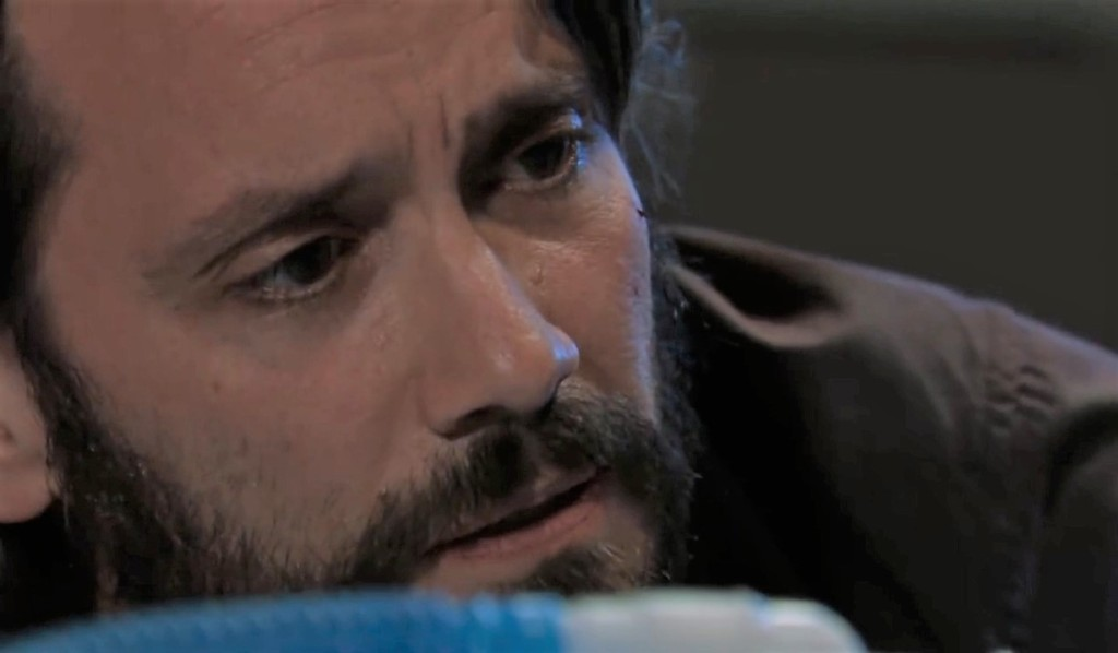 Dante asks Lulu if he should let her go at General Hospital