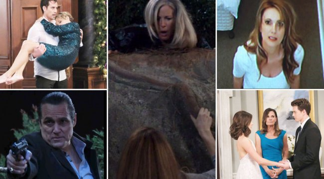 General Hospital Year in Review