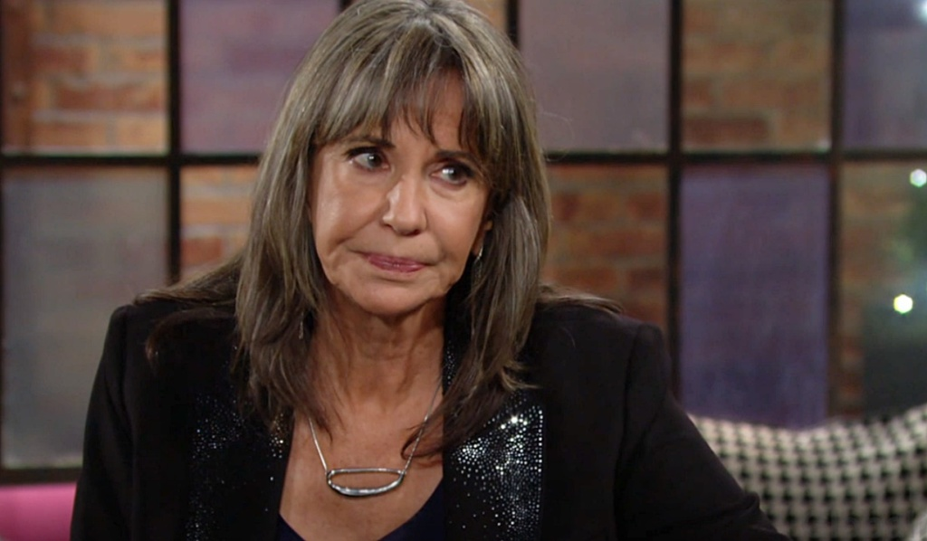 Jill get out of country Y&R