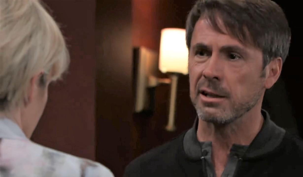 Julian accuses Ava of putting Nikolas ahead of him at Wyndemere General Hospital