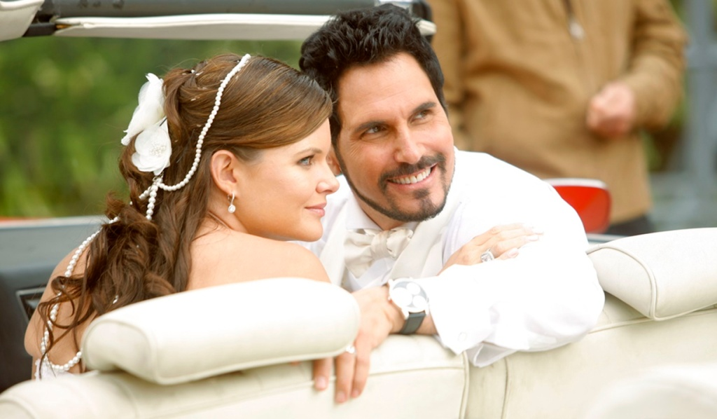 Katie, Bill wedding B&B