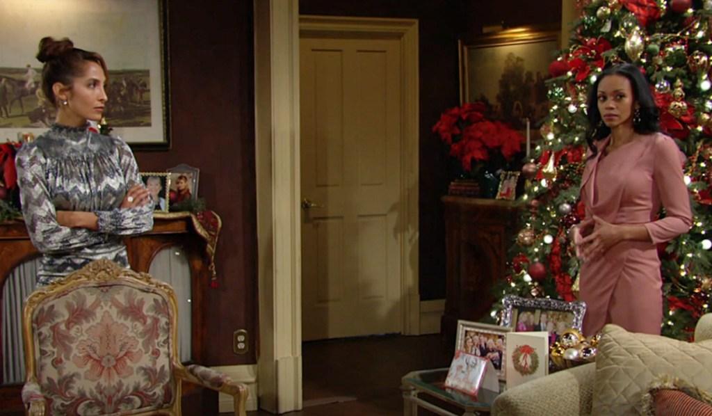 Lily, Amanda Abbott mansion Y&R