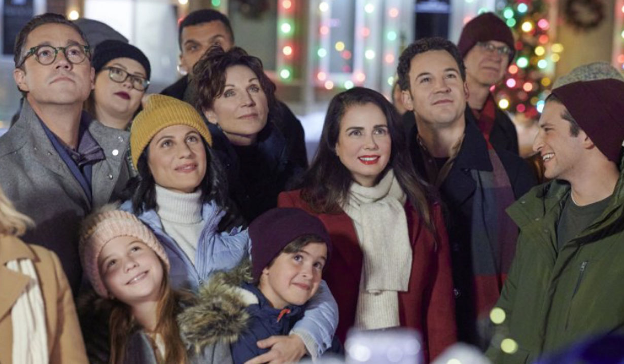 Love, Lights, Hanukkah Hallmark