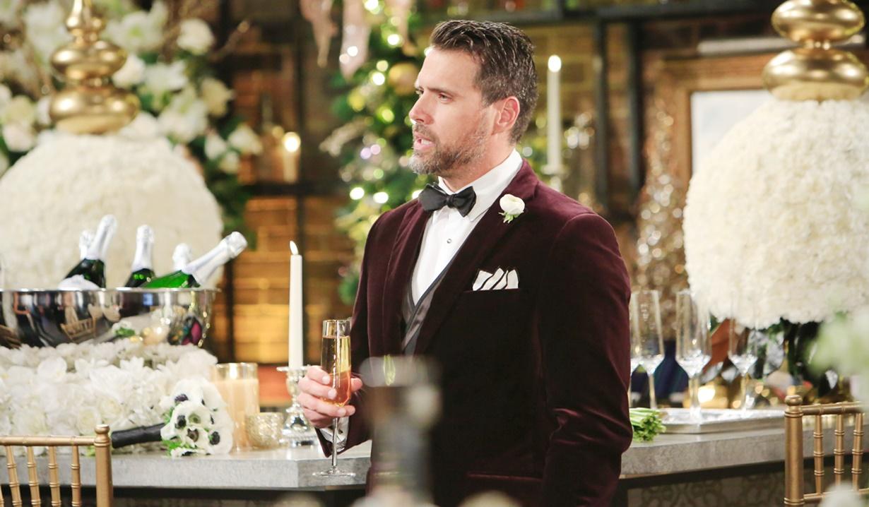 Nick wedding Y&R