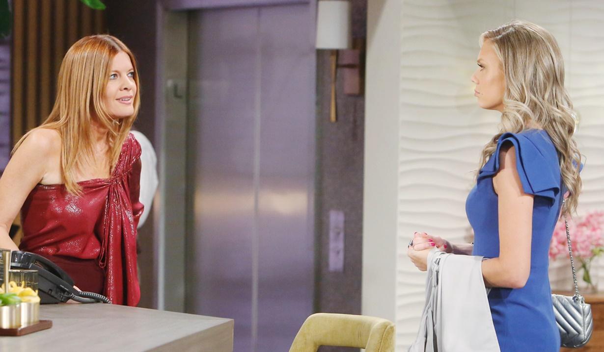 Phyllis versus Abby Y&R