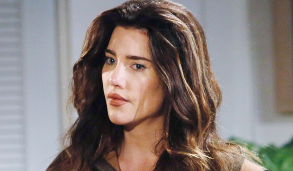 Steffy debate with Liam concerned B&B