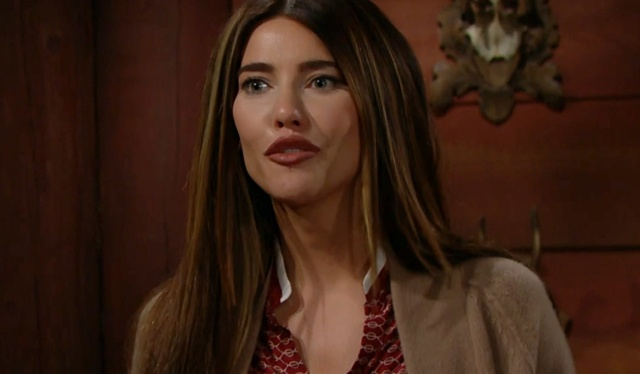 Steffy shut up Liam B&B