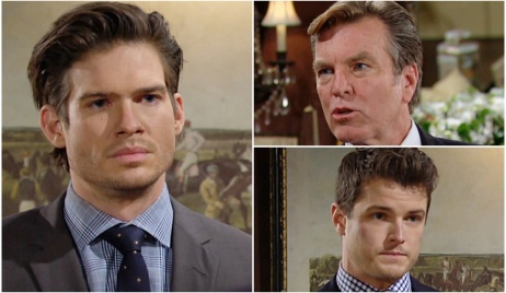 Theo, Kyle, Jack plot-driven storyline Y&R